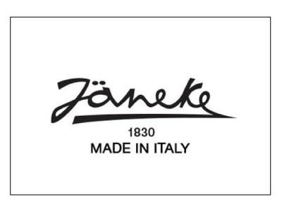 Jäneke  Made in italy  ヤネケ 先行特別販売