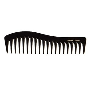 professional comb, black color
