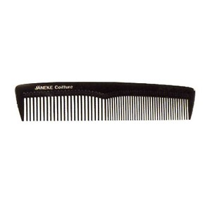 professional short comb, black color