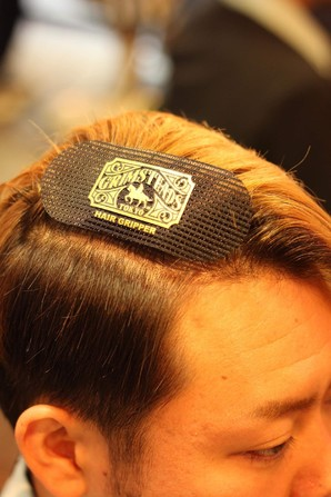 新発売HAIR GRIPPER
